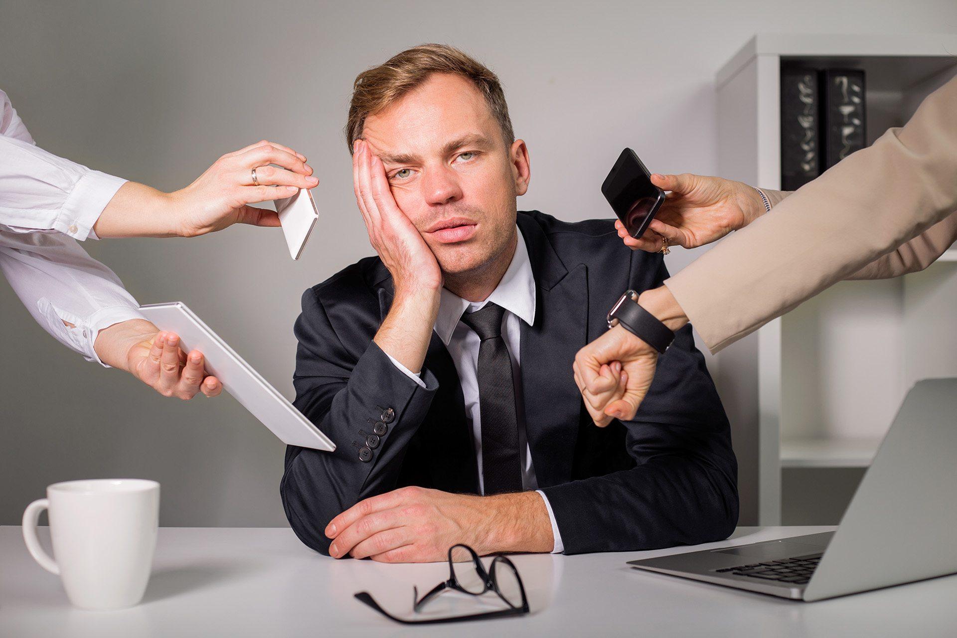 Скрапбукинг, прикольная картинка про менеджеров